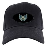 Air force staff sergeant Black Hat
