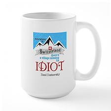 Village Missing Its Idiot Dostoevsky Style Mugs