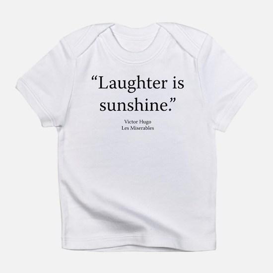 Les Miserables V2 Bk8 Ch9 Infant T-Shirt