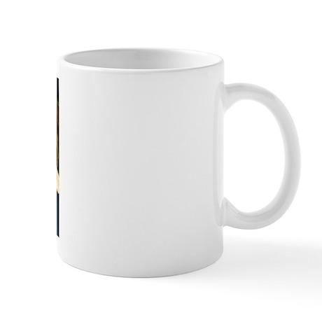 Old Friends Golden Retriever Mug