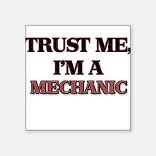 Trust Me, I'm a Mechanic Sticker