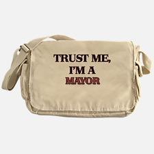 Trust Me, I'm a Mayor Messenger Bag