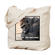 How 'Bout a Kiss Tote Bag
