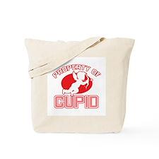 Property of Cupid Tote Bag