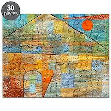 Klee - Ad Parnassus Puzzle