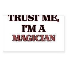 Trust Me, I'm a Magician Decal