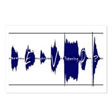 Electronic Voice Phenomena Postcards (Package of 8