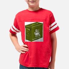 Sir Cache a Lot Youth Football Shirt