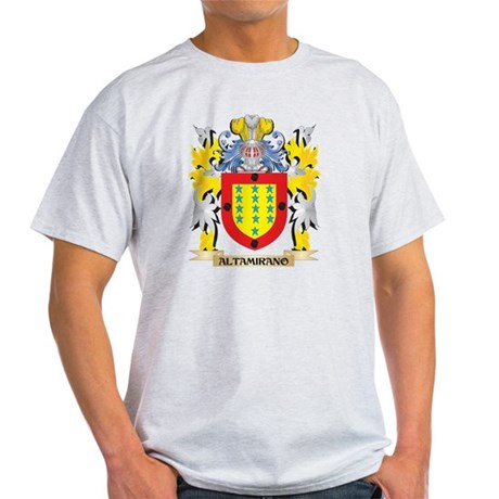 Altamirano Coat of Arms - Family Crest T-Shirt