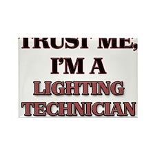 Trust Me, I'm a Lighting Technician Magnets