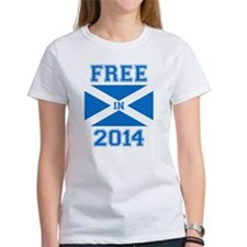 Free In 2014 Tee