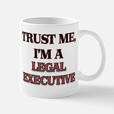 Trust Me, I'm a Legal Executive Mugs