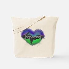 Aurora Ishpeming Tote Bag