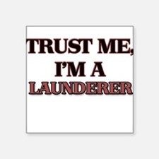 Trust Me, I'm a Launderer Sticker
