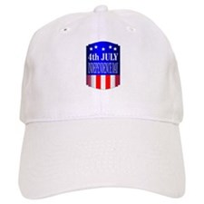 4th July Independence Day Baseball Cap