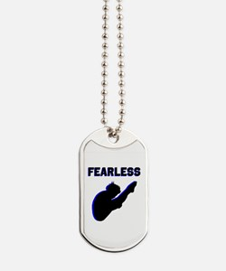 DIVING CHAMP Dog Tags