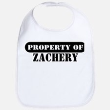 Property of Zachery Bib