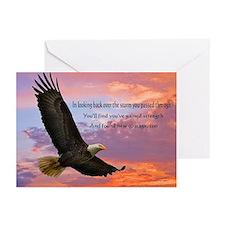 Wings Of Prayer Greeting Cards (pk Of 20)