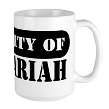 Property of Zachariah Mug