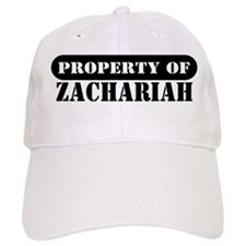 Property of Zachariah Cap