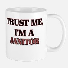 Trust Me, I'm a Janitor Mugs