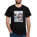 Agility Chinese Pugs Dark T-Shirt