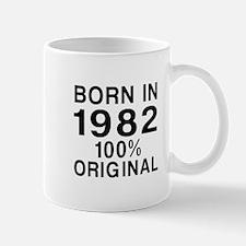 Born In 1982 Mug