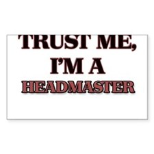 Trust Me, I'm a Headmaster Decal