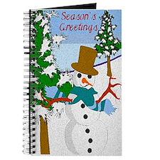 Season's Greetings Journal
