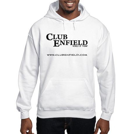 Club Enfield Jumper Hoodie