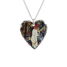 Couple in the Woods Necklace