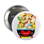 Elephant Love Button