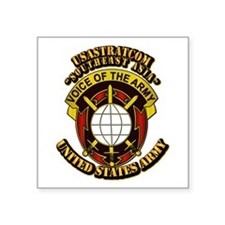 Army - USASTRATCOM (Southeast Asia) with Text Squa