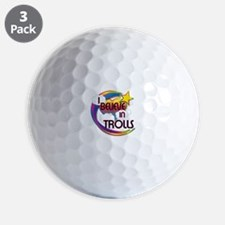 I Believe In Trolls Cute Believer Design Golf Ball
