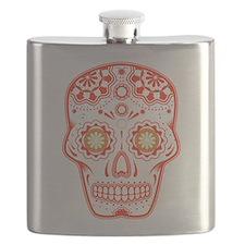 Unique Skull Flask