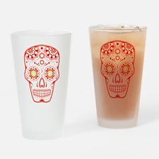 Unique Skull Drinking Glass