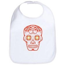 Unique Skull Bib