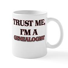 Trust Me, I'm a Genealogist Mugs