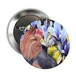 Unique Yorkshire Terrier Button