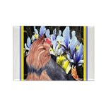 Unique Yorkshire Terrier Rectangle Magnet (10 pack