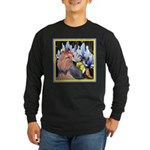 Unique Yorkshire Terrier Long Sleeve Dark T-Shirt