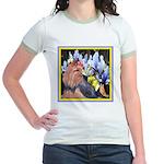 Unique Yorkshire Terrier Jr. Ringer T-Shirt