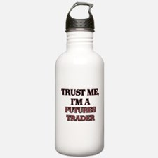 Trust Me, I'm a Futures Trader Water Bottle