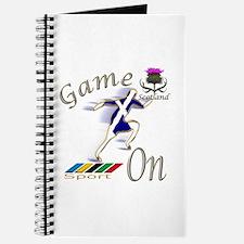 Scotland runner game on Journal