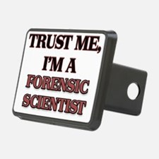 Trust Me, I'm a Forensic Scientist Hitch Cover