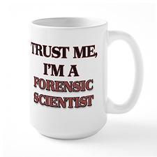 Trust Me, I'm a Forensic Scientist Mugs