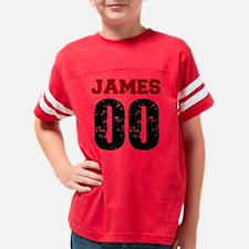 JAMES BACK Youth Football Shirt