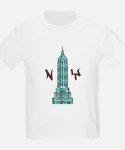Empire State Building 2i T-Shirt