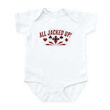All Jacked Up! Infant Bodysuit
