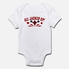 All Jacked Up! Infant Bodysuit